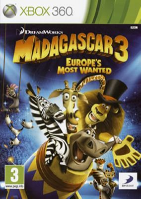 Madagascar 3 [Elektronisk resurs] : Europe's most wanted