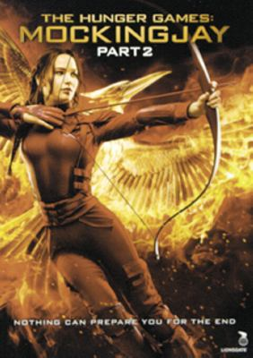 The hunger games: Mockingjay P. 2