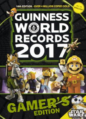 Guinness world records Gamer's edition : 2017, Star Wars special