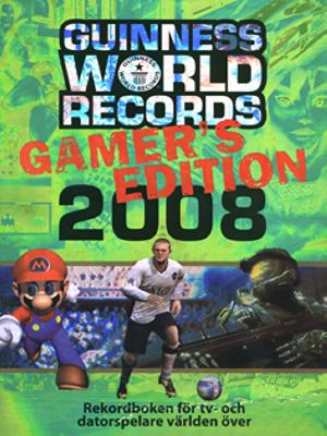 Guinness world records Gamer's edition : 2008